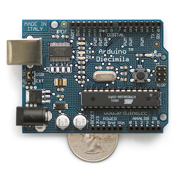 Homemade Hydroponics-HydroDuino(1) Automation with Arduino