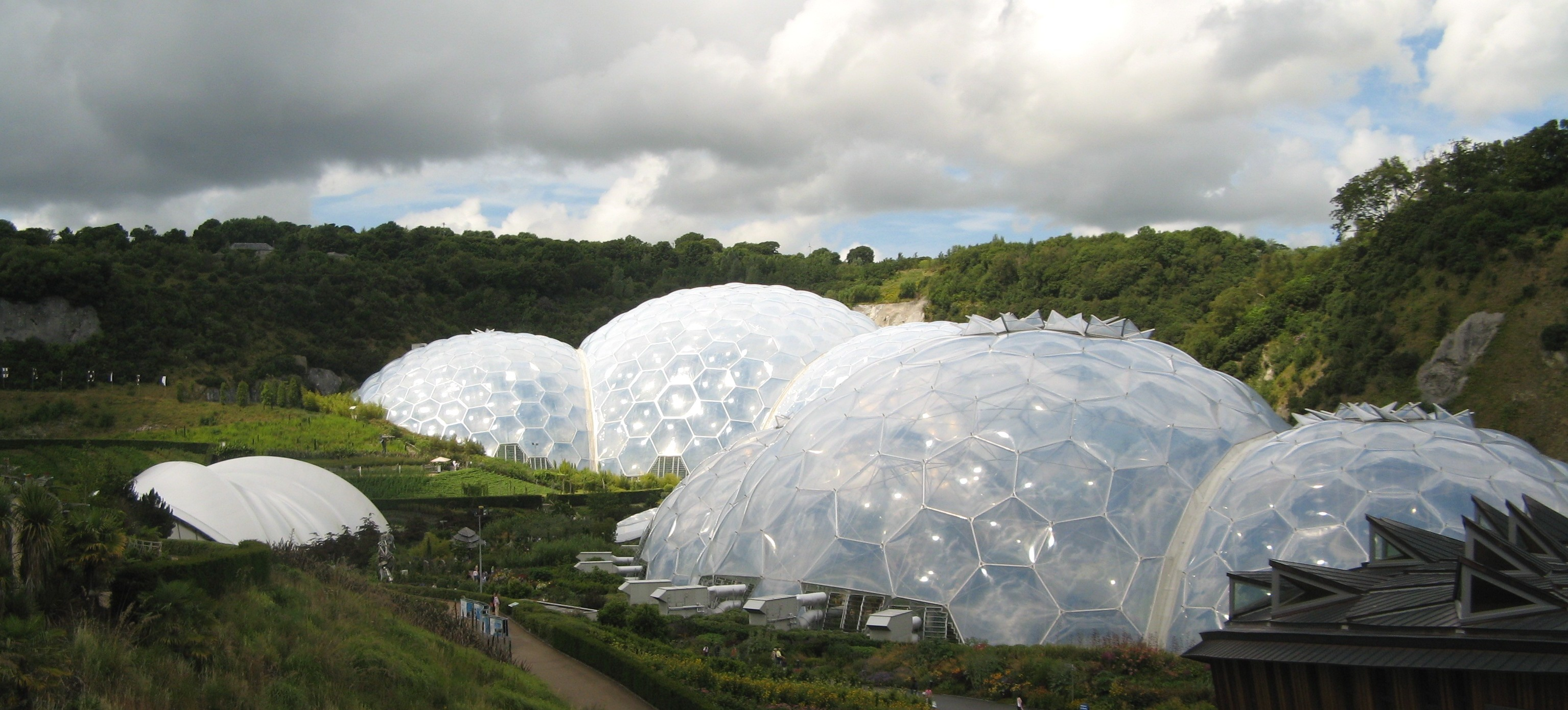 A visit to the Eden Project (1)