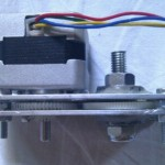 Building a Repstrap (5): plastic filament extruder driver from scrap